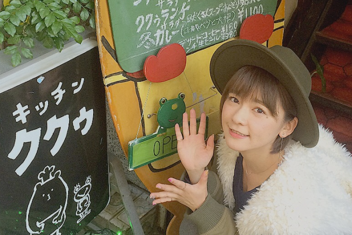 イラストレーター五島夕夏の東京オススメスポット巡り